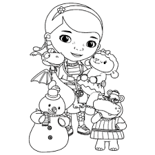 Sofia The First Coloring Pages Leuk Voor Kids