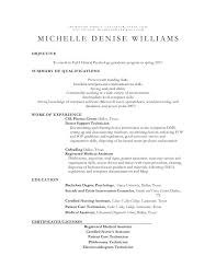 Licensed Psychologist Sample Resume Gorgeous Psychology Resume Sample Kenicandlecomfortzone