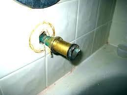 replacing bathtub spout replace shower moen bathtub spout diverter repair