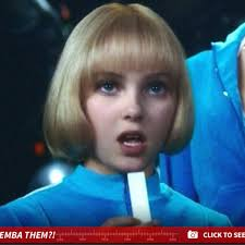 Violet Beauregarde in 'Charlie and the Chocolate Factory': 'Memba Her?!