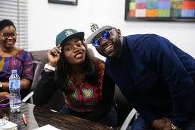 Image result for #BBNaija: Bisola signs with TMC music label