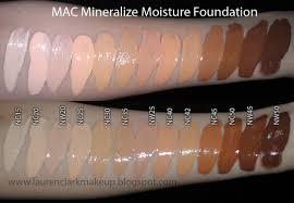 Mac Mineralize Skinfinish Color Chart Mac Mineralize Skinfinish Natural Color Chart