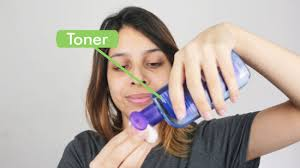 2 apply toner