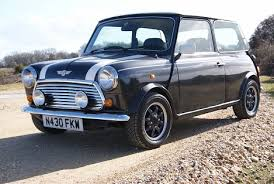 Mini Cooper Spi   Hire a Classic Vintage British Car   Hampshire, UK