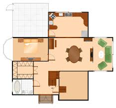 730x675 conceptdraw samples building plans floor plans