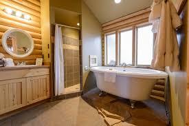 Champagne Bathroom Suite Champagne Suite Zion Mountain Ranch