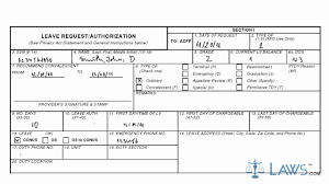 Leave Authorization Form Learn How to Fill the AF FORM 24 Leave RequestAuthorization YouTube 1