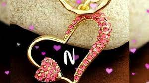 N Letter Love Name Whatsapp Status ...