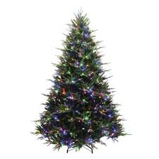 ... Splendor Spruce - 7.5 Ft w/ 4 LED Lighting Options