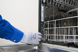 How To Repair Dishwasher How To Replace A Dishwasher Door Seal Repair Guide Help Sears