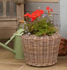 garden baskets. kosmopolitan garden baskets