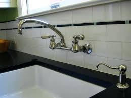 beautiful vintage wall mount kitchen sink picture concept