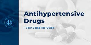 Pharmacology Of Antihypertensive Drugs Your Complete Guide