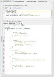 Sql To Mongodb Mapping Chart How To Create Mongodb Joins Using Sql Studio 3t