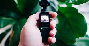 Simplicity is the best <b>part</b> of <b>DJI's Osmo Pocket</b> Stabilized camera ...