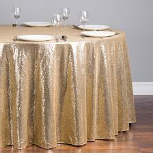 dazzling gold cloth round tablecloths best for dining table decor