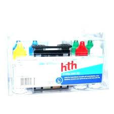 diy water test kit water hardness test kit ace hardware 6 way test kit 1 6