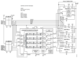 cn0229 circuit note analog devices simplified schematic of the analog output circuit all connections and protection circuits not shown