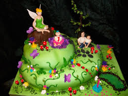 Tinkerbell Designer Birthday Girls Cakes Cupcakes Mumbai 5 Cakes