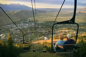 Snow King Scenic Chairlift Opens Snow King Mountain