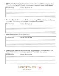 Book Review Form Middle School Second Grade Report Template Grades