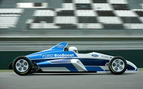 Formula Ford Race and Fiesta Rally Cars - 2011 Frankfurt Motor ...