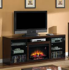 spectrafire electric fireplace tv stand alexander 26 midnight cherry media console electric fireplace cabinet mantel