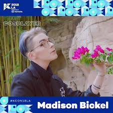 Kevin Bickel Madison Bickel Kcon Usa Official Site