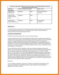 standard operating procedures template word 011 template ideas standard operating procedures templates