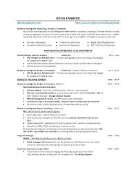 Sample Business Analyst Resume Canada 6 Resumes Templates Example ...