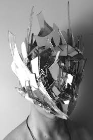 Broken Mirror Wall Art Best 20 Broken Mirror Art Ideas On Pinterest Broken Mirror