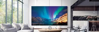 Ambient Light Detection Samsung Tv Samsung Electronics Unveils 2020 Qled 8k Tv At Ces