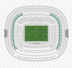 Mercedes Benz Stadium Seating Chart Estadio Azteca Mercedes Benz Stadium Sports Authority Field