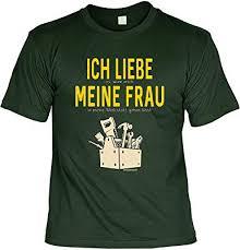 Lustiges Sprüche Shirt T Shirt Mit Urkunde Ich Liebe Es Frau