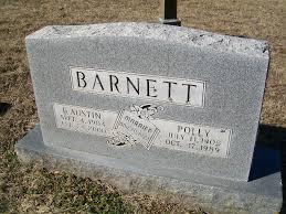 Polly Ponder Barnett (1905-1989) - Find A Grave Memorial
