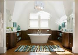 View in gallery Refined and stylish theme that can be adopted seamlessly  for kids bathrooms with a touch of