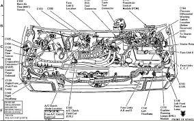 ford 4 6 engine parts diagram ford wiring diagram for cars in 1994 ford f150 radio wiring diagram at 1994 Ford Wiring Diagram