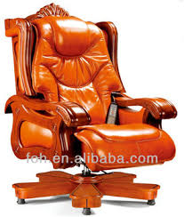 luxury leather office chair. high end luxury leather ceo boss home office chair executive massage foha o