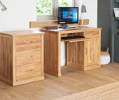 Oak Home Office Desk