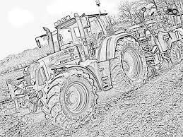 Kleurplaat Trekker Deutz Traktor Ausmalbilder Ausmalbildertv Com