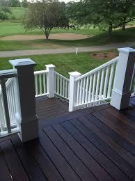 dark cool deck paint