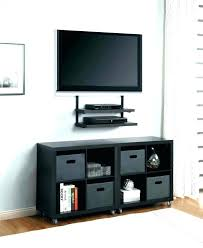 likeable shelf for tv wall mount r4173978 mountright tv07 floating glass shelf with and tv wall