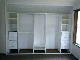 build closet shelves mdf diy small storage ideas charming built in cabinets building organizer walk plans bathrooms delectable engaging bedroom