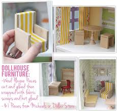 diy dollhouse furniture. The Busy Budgeting Mama: DIY Dollhouse Furniture Ideas.best I\u0027ve Seen So Far! Just What I Am Looking For My 3 Year Old Twin Granddaughters\u0027 First Diy E