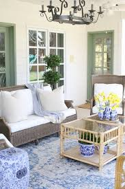 Outdoor Living Room Eleven Gables Outdoor Living Room Styled For Spring Home Tour