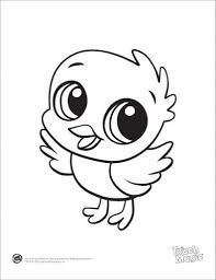 Cute Baby Animal Coloring Pages Refrence For Kids Fcfb6cf61e08 Bbcpc