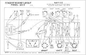 fender layout diagrams layout diagram acircmiddot fender reverb 6g15