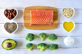 Cholesterol In Seafood Chart High Cholesterol Foods Foods To Avoid And Include
