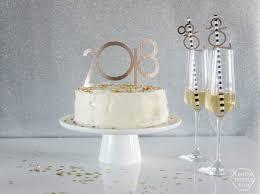 Diy Nye Cake Topper With Fonts Cricut Lemon Thistle