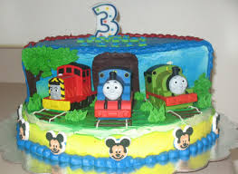 Thomas The Train Birthday Cakes Picturepng Hi Res 720p Hd